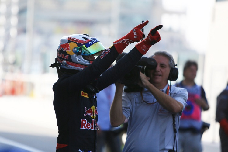 Pierre Gasly became the 2016 GP2 Series champion on Sunday - Credit: Octane Photographic Ltd