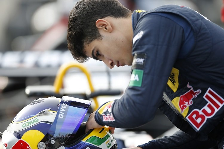 Sérgio Sette Câmara - Credit: FIA Formula 3 European Championship