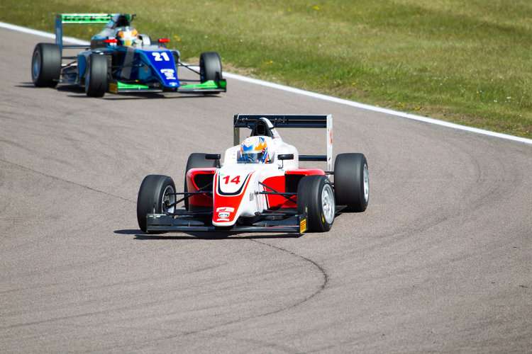 Tarun Reddy guided Fortec Motorsport to four podiums and sixth in the drivers standings this season.