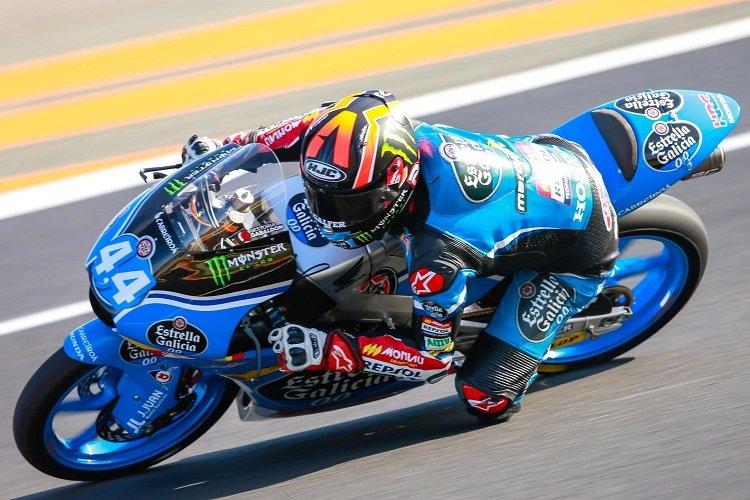 Aron Canet - Photo Credit: MotoGP.com