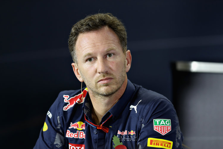 Christian Horner - Credit: Mark Thompson/Getty Images