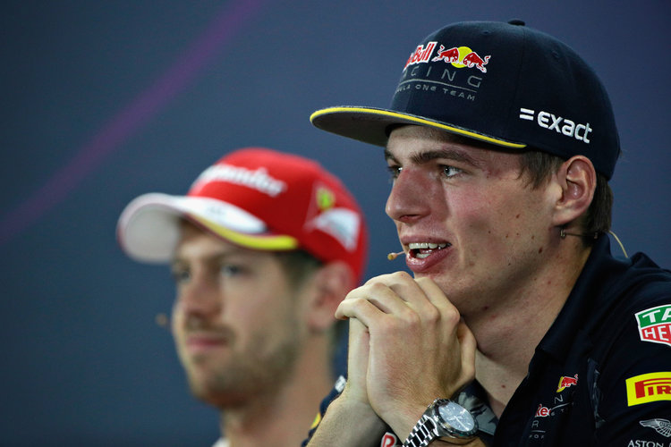 Max Verstappen - Credit: Adam Pretty/Getty Images