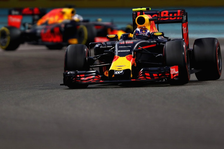 Max Verstappen - Credit: Clive Mason/Getty Images