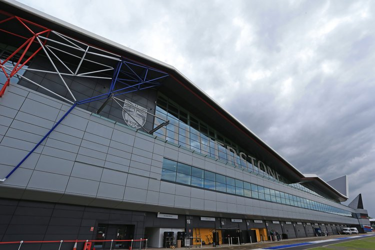 Silverstone Circuit Credit: Octane Photographic Ltd