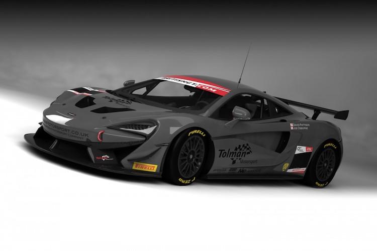 Tolman Motorsport McLaren