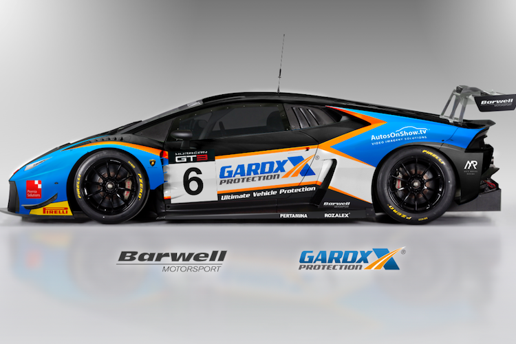 GardX Lamborghini Huracan