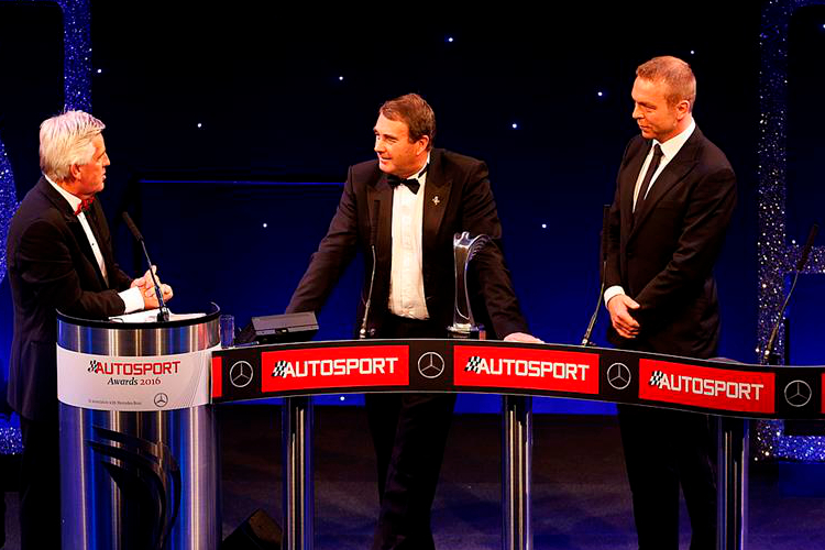 Autosport Awards - Credit: LAT Photographic