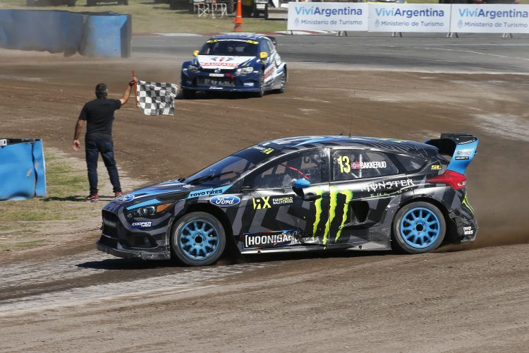 2016 FIA World RX Rallycross Championship / Round 12 / Rosario, Argentina / November 25 - 28, 2016 // Worldwide Copyright: Colin McMaster/Ford Performance/McKlein
