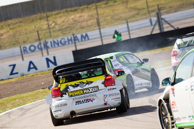 Bobby Thompson Rockingham VW Racing Cup