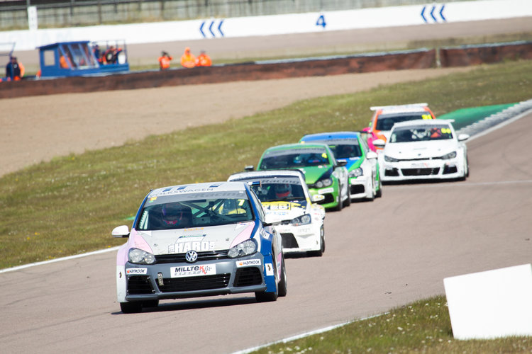 Kenan Dole Rockingham VW Racing Cup