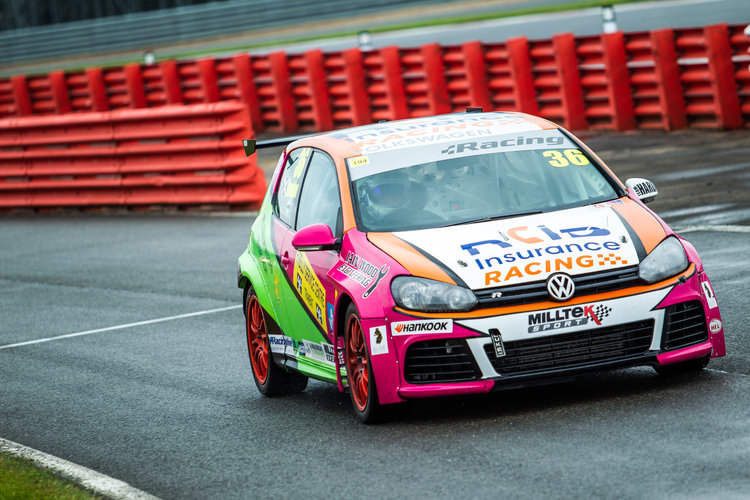 Kieran Gordon Silverstone VW Racing Cup