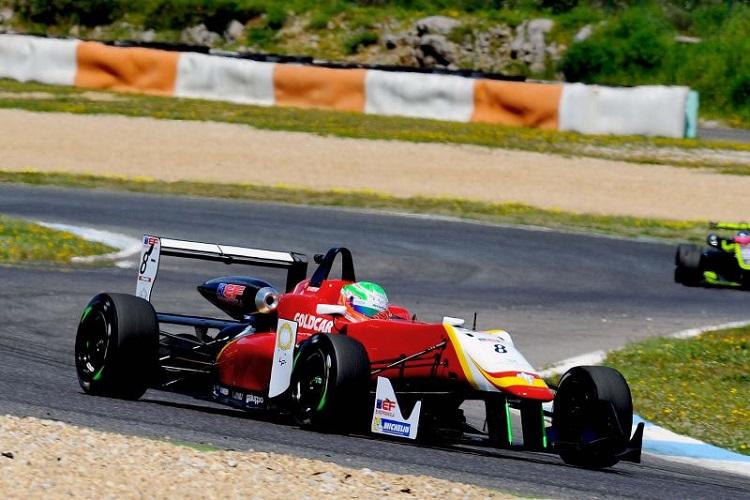 Leonardo Pulcini started the year with a win in Portugal - Credit: FOTOSPEEDY