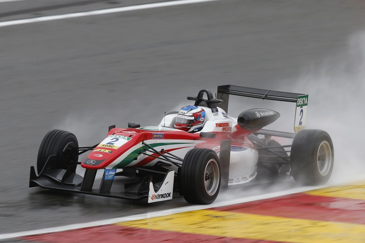 Nick Cassidy often had the speed but not the luck during 2016 - Credit: FIA Formula 3 European Championship / Thomas Suer