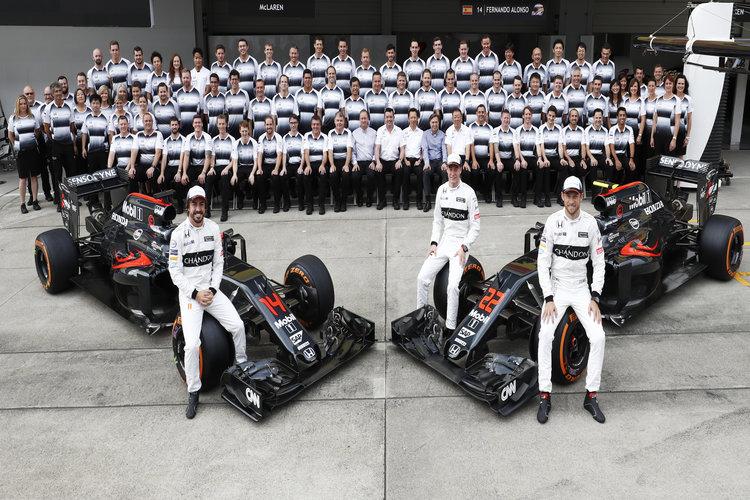 2016 Season Review – McLaren Honda Formula 1 Team - It's getting
