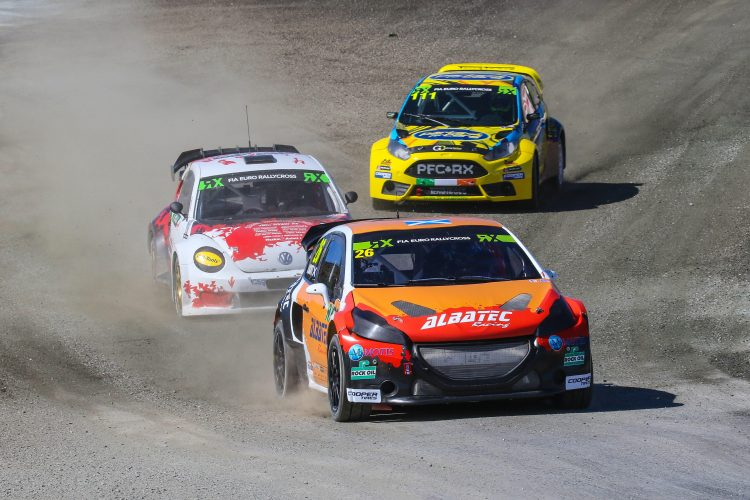2016 FIA Euro RX Rallycross Championship / Round 02, Hell, Norway / June 10-12 2016 // Worldwide Copyright: Albatec/McKlein