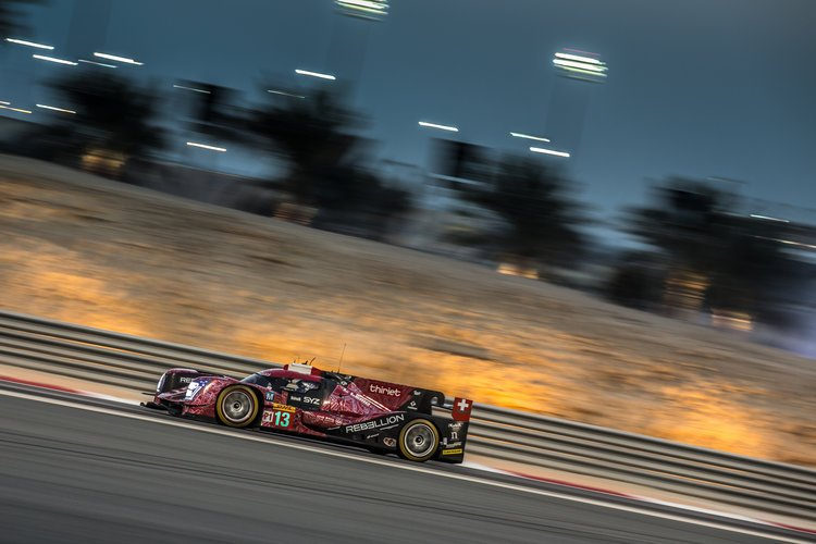 CAR #13 / REBELLION RACING / CHE / Rebellion R-One - AER - WEC 6 Hours of Bahrain - Bahrain International Circuit - Sakhir - Bahrain