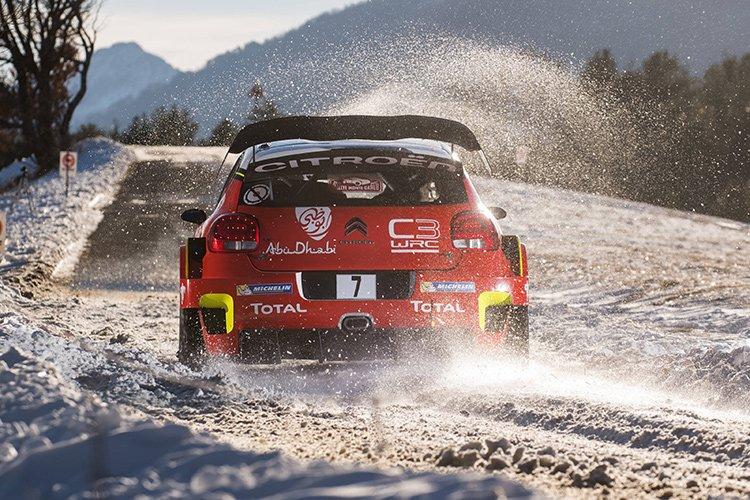 Kris Meeke 2017 Rallye Monte Carlo - Credit: Jaanus Ree/Red Bull Content Pool