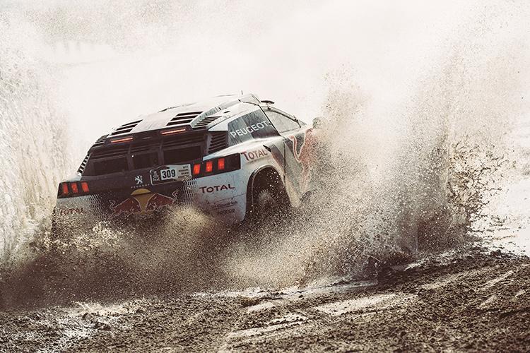 Sebastien Loeb - Credit: Flavien Duhamel/Red Bull Content Pool