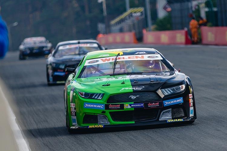 Marconi Abreu - Credit: NASCAR Whelen Euro Series / Stephane Azemard