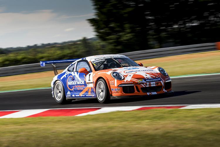 Dan Cammish - Credit: Porsche AG