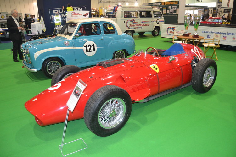 Gallery: 2017 Historic Motorsport International and LCCS