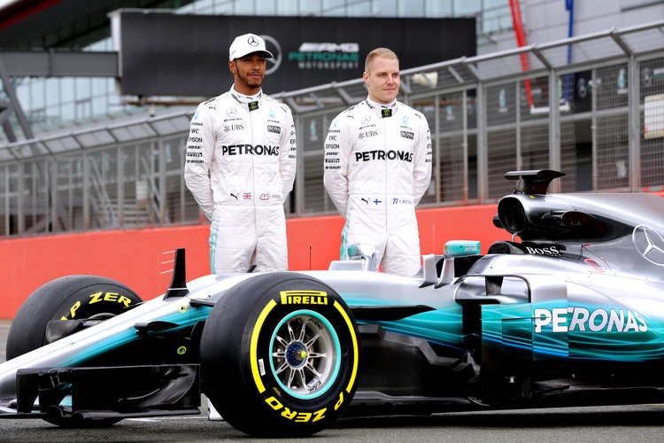 Lewis Hamilton: Mercedes's new auto given debut at Silverstone