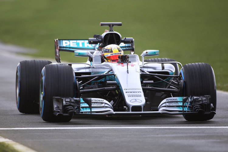 Formula One: 'Outdated F1 not winning' warns Hamilton