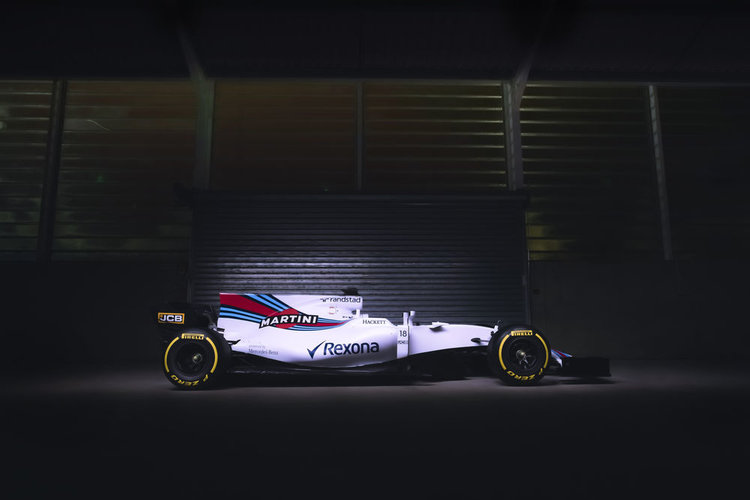 Williams Officially Launch Their 2017 Competitor, the FW40