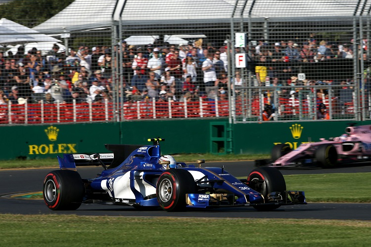 Lewis Hamilton relishing battle as Sebastian Vettel wins opener