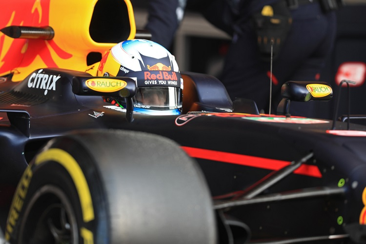 Australian GP Driver Previews - Red Bull Racing