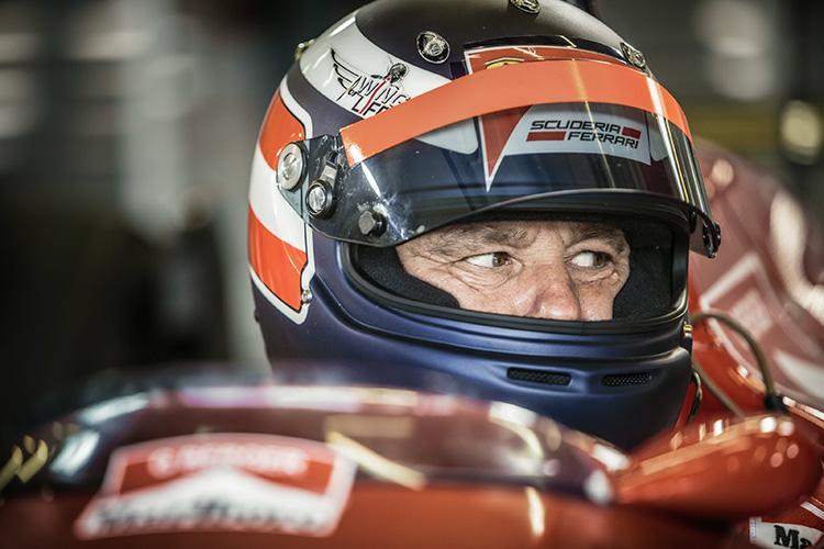 Gerhard Berger - Credit: Jürgern Skarwam/Red Bull Content Pool