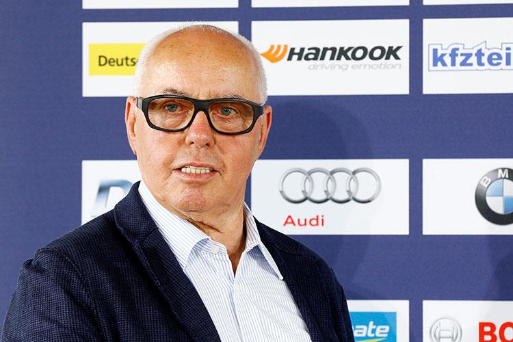 Hans-Werner Aufrecht - Credit: DTM Media