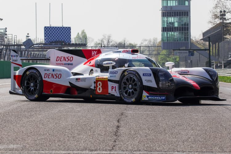 GALLERY: FIA WEC Prologue at Monza