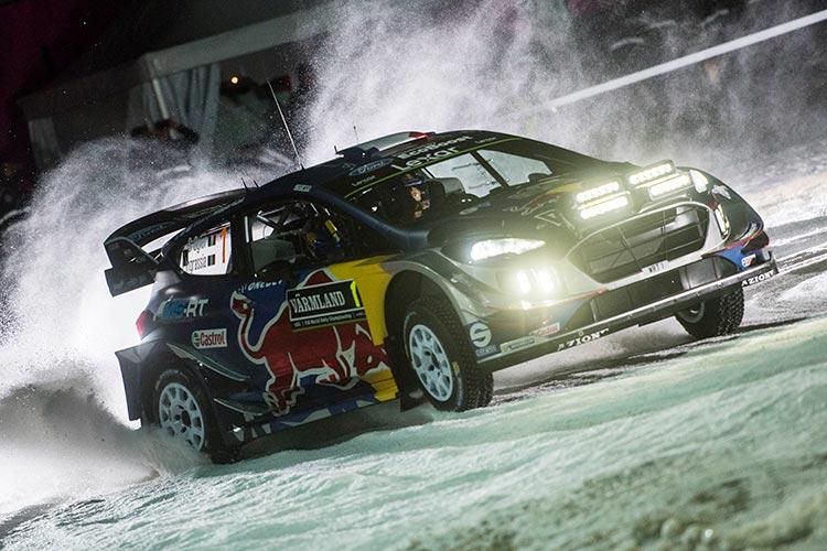 Sebastien Ogier - M-Sport - Credit: Jaanus Ree/Red Bull Content Pool
