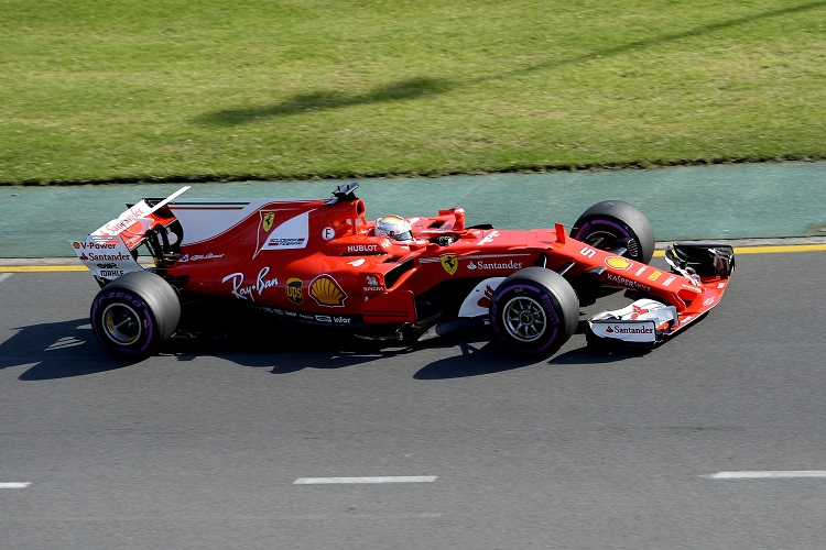 Ferrari throw down gauntlet to Mercedes