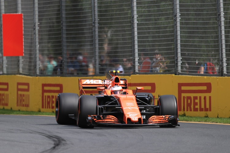 Fernando Alonso says McLaren have worst performance in F1 - SkySports