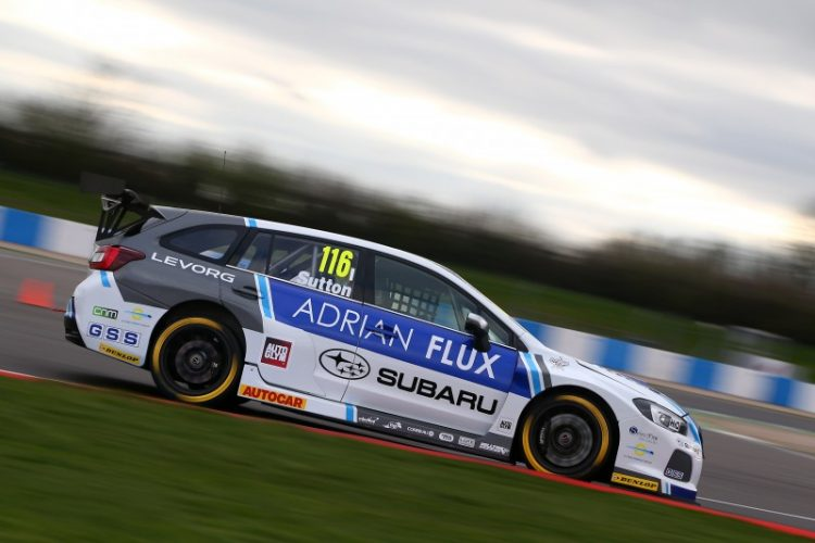 "Ashley Sutton: ""Tell Me This Isn't One Of The Best BTCC Grids"""