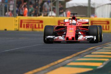 Sebastian Vettel - Scuderia Ferrari - Credit: Octane Photographic Ltd.