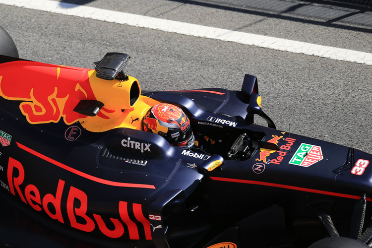 Red Bull Racing's Not Up To Winning Form This Year, Says Verstappen