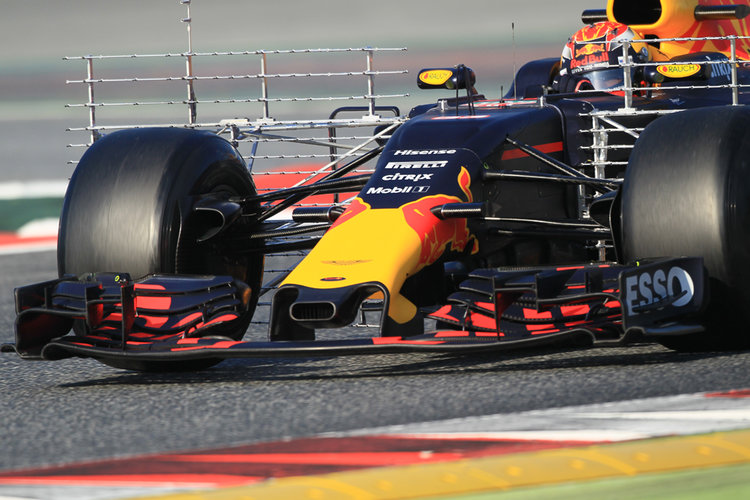 Verstappen 'not too worried' about RB13