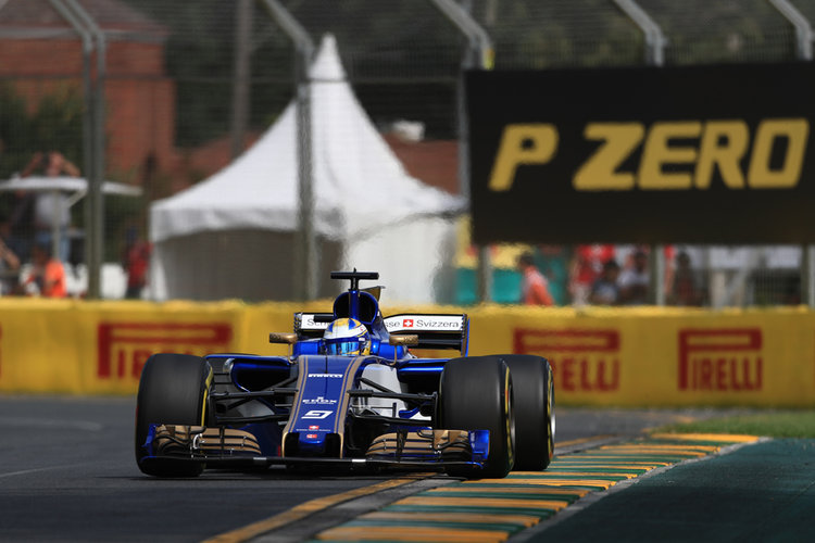 Wehrlein unfit, replaced by Giovinazzi