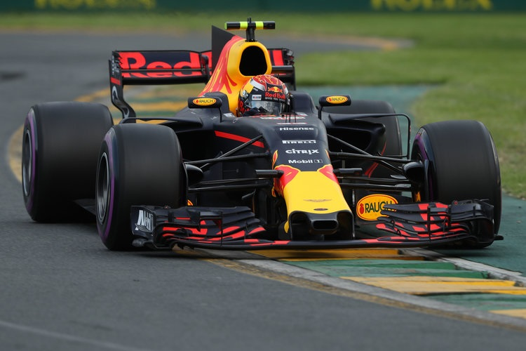 Ricciardo misses grid at Aussie GP after stopping in warmup