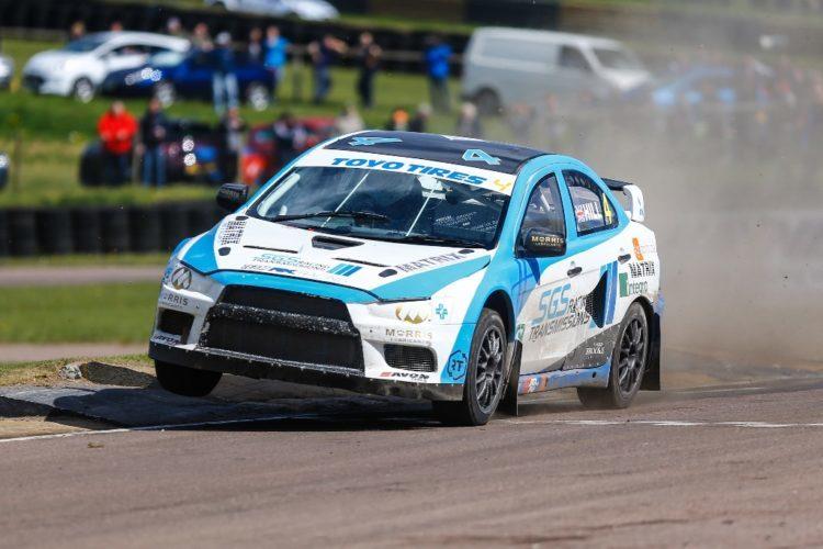 Steve Hill - Credit: SGS Racing