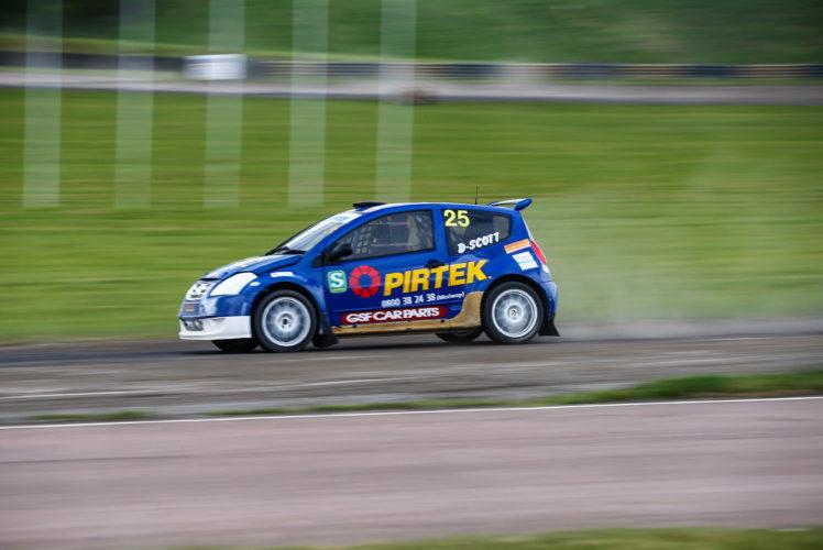 Darren Scott - Credit: Matt Bristow / Rubber Duck Does RX
