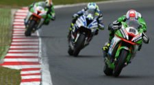 BSB Brands Hatch - Mossey leads the way