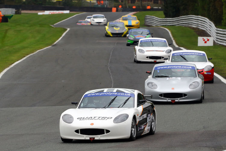 Checkered Flag VW >> Third Ginetta GT5 Challenge race at Oulton Park cancelled ...