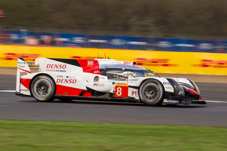 FIA WEC: Toyota Wins Season Opener at 6 Hours of Silverstone