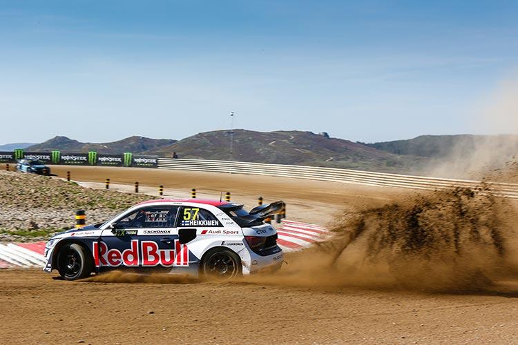 Toomas 'Topi' Hekkinen - Credit: IMG / FIA World Rallycross Championship