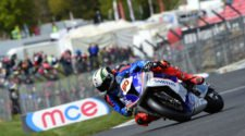 Hickman Smiths Racing BMW