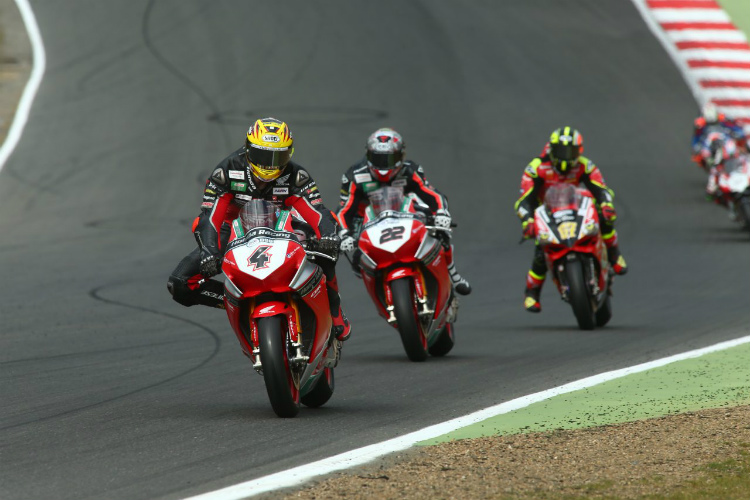 Honda Racing Brands Hatch